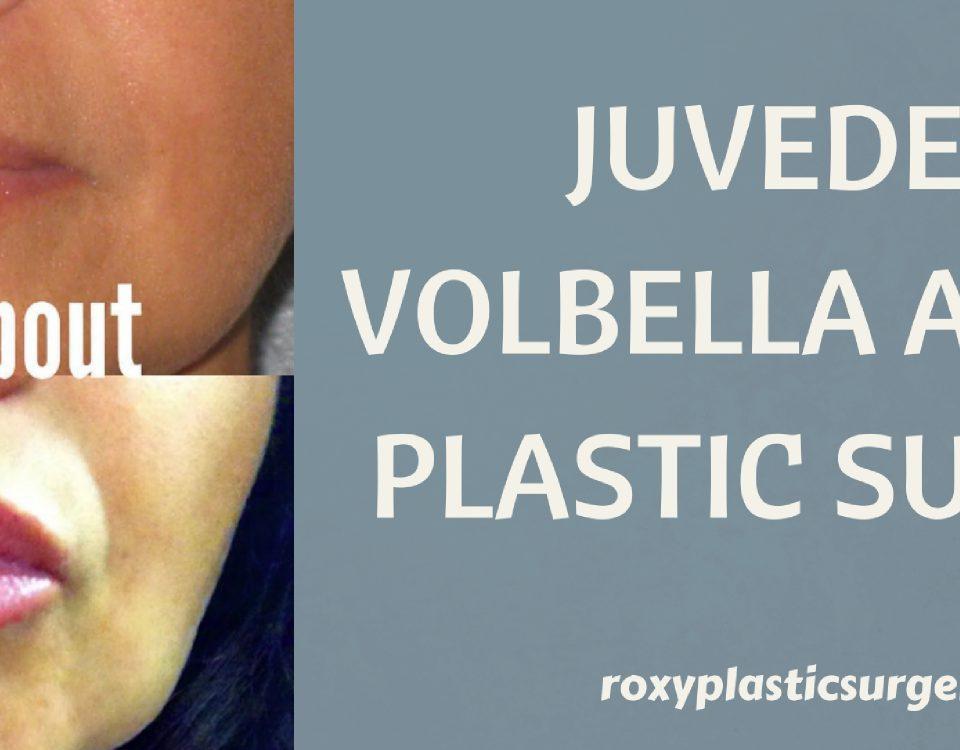 Juvederm Volbella at ROXY Plastic Surgery in Columbus Ohio
