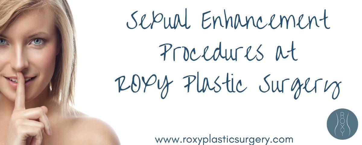 Female Sexual Enhancement Surgery