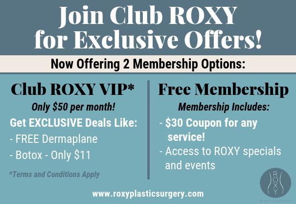 Club ROXY Plastic Surgery Columbus Ohio