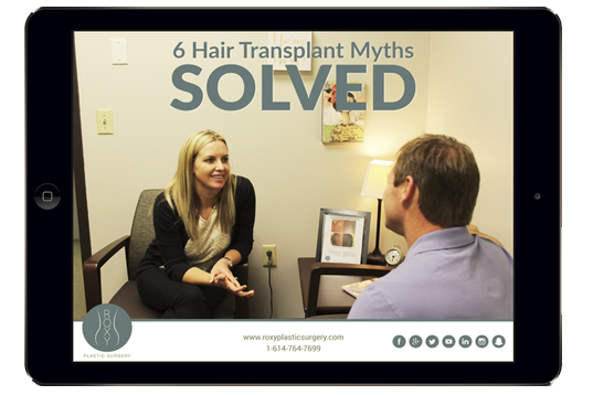 Hair Transplant Myths ebook