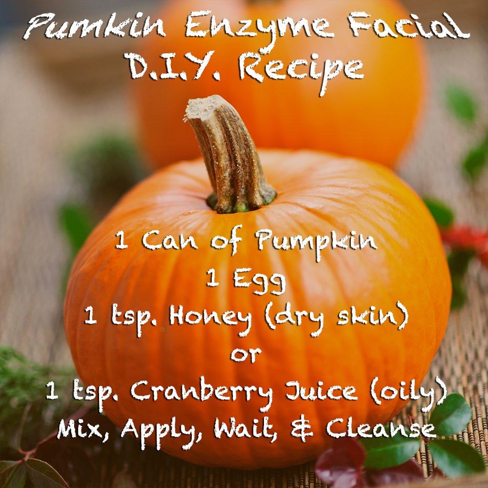 DIY Pumpkin Facial Recipe - ROXY Plastic Surgery