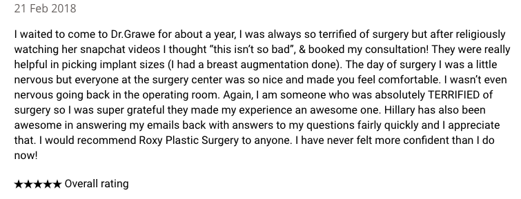 Breast augmentation columbus oh