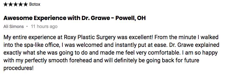 Plastic Surgery Columbus OH Botox