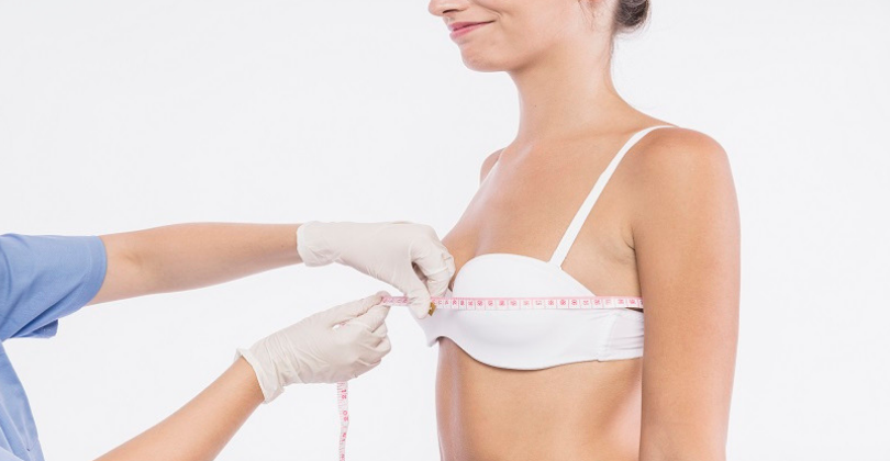 Breast Implants with a Breast Lift